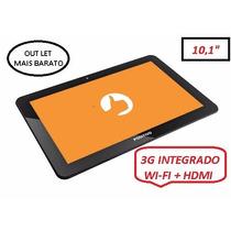 Tablet 10.1 Positivo T1060 Quadcore 16gb Hdmi Telefone 3g