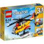 Lego Creator 31029 Set Helicóptero De Mercancías 3en1 Orig.