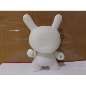 Dunny Toy Art Diy Branco