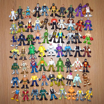 Bonecos Imaginext Kit Com 30 Personagens