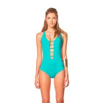 Vestido De Baño Entero Jade/ Ref Elly