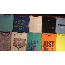 Remeras Nike Dri Fit S M L Xl - Originales Traídas De Usa
