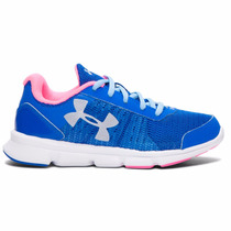 Tenis Atleticos Ua Gps Speed Swift Niña Under Armour Ua542