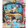 Bolso Escolar Mickey Mouse Y Whine Pop