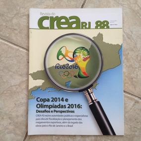 Revista Crea Rj 88 Jun/jul2011 Copa 2014 Olimpíadas 2016