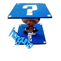 Bases Para Pastel Mario Bros Personajes Infantiles Decorar