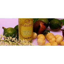 Aceite De Macadamia Para El Cabello.