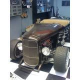 Hot Rod, Ford, Hiboy 32, Motor V8 Automatico