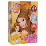 Carterita Princesa Bella Disney Con Lumiere Ding Dong Y Mas