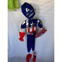 Disfraz De Super Heroes Varios Modelos