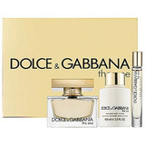 The One By Dolce Gabbana Set Edp 75 En Caja Nkt Perfumes