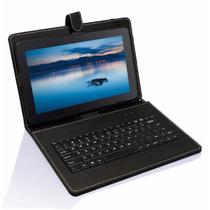 Tablet Pc How Com Teclado 8gb De Memória Android 5.1
