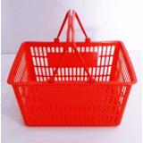 Canasto (o Cesto) Plastico Para Supermercado O Autoservicio