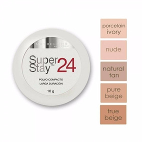 Polvo Compacto Maybelline Super Stay 24 Horas Original