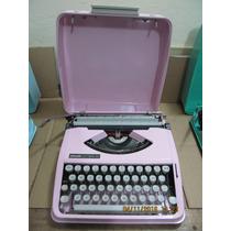 Maquina De Escrever Olivetti Lettera 82 Cores A Escolher.