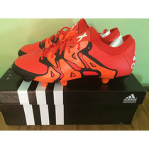 Adidas X 15.1 Rojos