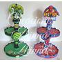 C.zhinna Cotillon Porta Muffins Souvenirs Hulk Hombre Araña
