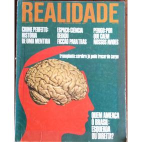 Revista Realidade Fevereiro 1968 Esquerda Ou Direita