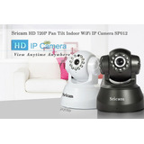 Sricam Sp012 720p H.264 Wifi Ip Camera Wireless Envío Gratis