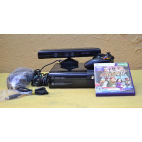 Consola Completa De Xbox 360 Slime E Con Kinect