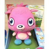 Muñeco Moshi Monster Sonido Peluche Monstruo Original!!!