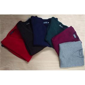 Sweater / Pullover Colegial / Escolar Talles S Al Xl