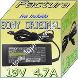 Cargador Original Sony Vaio Vpcyb15al Garantia 1 Año