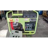 Gerador Energia Gasolina Honda 12 Kva, Automatico, Trifasico