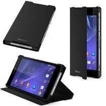 Funda Flip Style Scr10 Xperia Z2 Original Sony Envío Gratis!