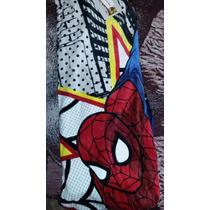 Toalla Para Playa Spiderman Hombre Araña Nueva Etiquetas