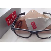 Óculos Rb Import Unissex Transparente Top