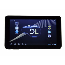 Tablet Dl 3d Max View Wi-fi Tela 7 Câmera 2 Mp Wi-fi