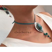 Envío Gratis Juego Pocahontas Turquesas En Plata De Ley.925