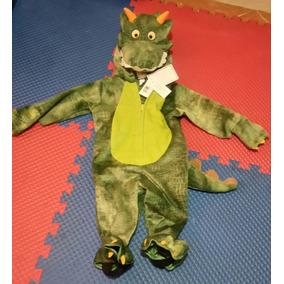 Disfraz De Dinosaurio Importado Marca Koala Kids 6-9 Meses
