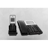 Teléfono Fijo + Auxiliar Inalambrico Secutech