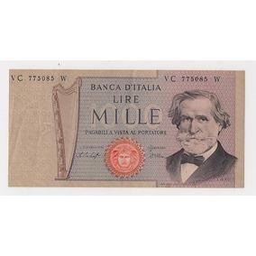 Italia Billete De 1000 Liras Año 1969
