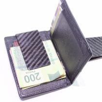 Clip Billetes Money Fibra De Carbono