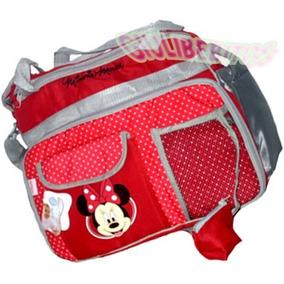 Bolso Organizador Con Cambiador Disney Minnie Mouse