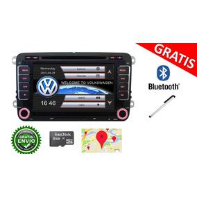 Auto Estereo Pantalla Bluetooth Gps Vw Jetta Bora Golf Etc.