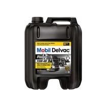 Oleo Lubrificante Mobil Delvac Power 15w40 Ci4 Balde 20l