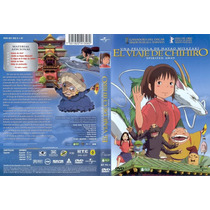 Dvd Anime Clasico El Viaje De Chihiro Spirited Away Tampico