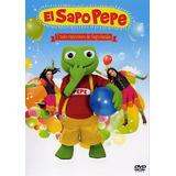 Dvd El Sapo Pepe - 12 Temas - Original Sellado