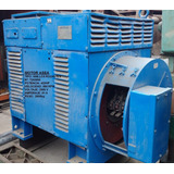 Motor Electrico Asea 422 Hp, 2,500 V, 880 Rpm,60hz