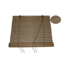 Cortina Enrrollable Bamboo Madera 80x1,25 Deconamor Regalos