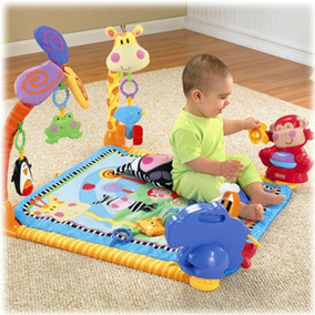 Gimnasio Fisher Price Safari