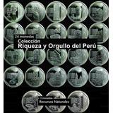 Monedas De Un Sol Coleccion Completa Nuevas