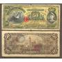 Bk-df-317 Billete Del Banco Nacional De Mexico De 50 Pesos