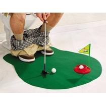 Mini Golf Para Baño Regalo Original