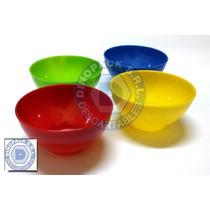 Bowl Compotera Mini Plastico X 10un.