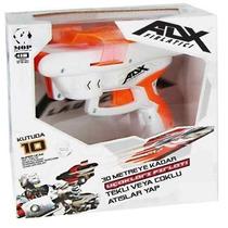 Pistola Adx Launcher Lanzador Aviones De Papel 30 Metros!!!
